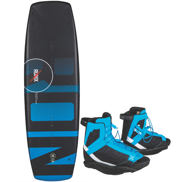 2019 Ronix District Wakeboard - District Bindings