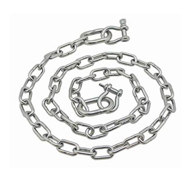 """1/4"""" x 4' Anchor Chain"""