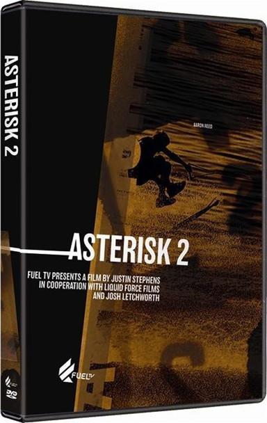 Asterisk* 2 Wakeskate DVD