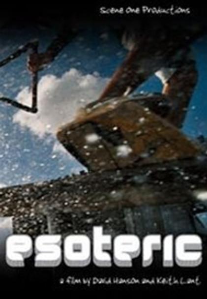 Esoteric Wakeskate DVD