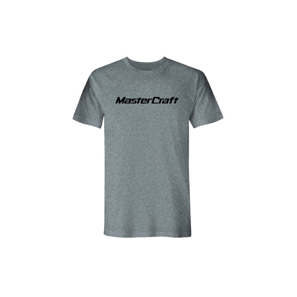 Mastercraft Graphite Logo T-Shirt