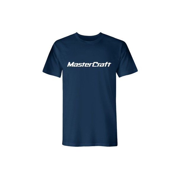 Mastercraft Navy Logo T-Shirt