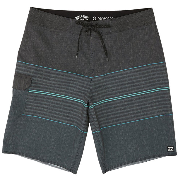 Billabong All Day Heather Stripe Pro Boardshorts