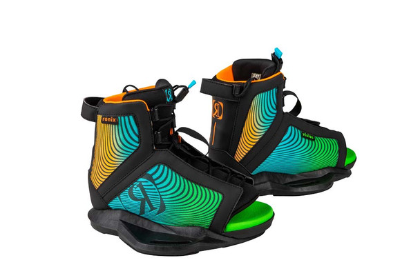 2021 Ronix Boys Vision Wakeboard Binding 1