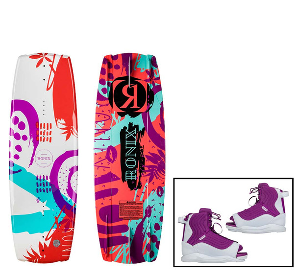 2022 Ronix August Wakeboard Package