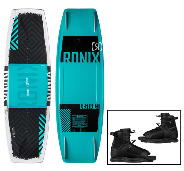 2022 Ronix District Wakeboard Package