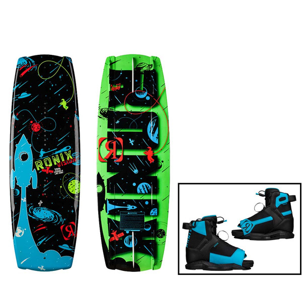 2022 Ronix Vision Wakeboard Package