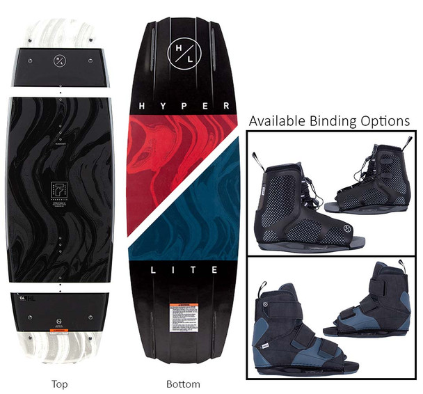 Hyperlite Franchise Wakeboard Package