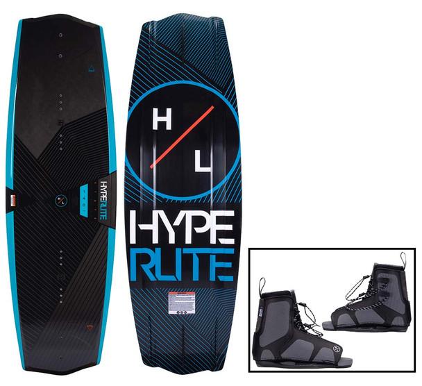 2022 Hyperlite State 2.0 Wakeboard W/Remix Bindings