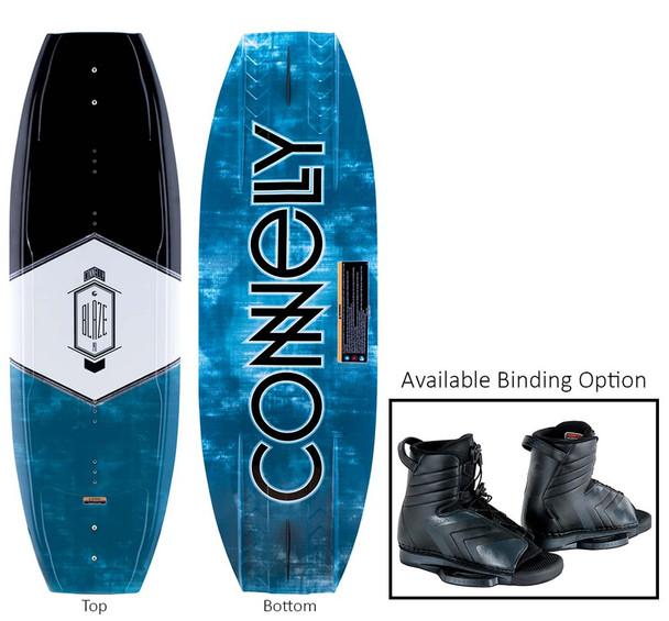 2021 Connelly Blaze 141 W/Optima Bindings