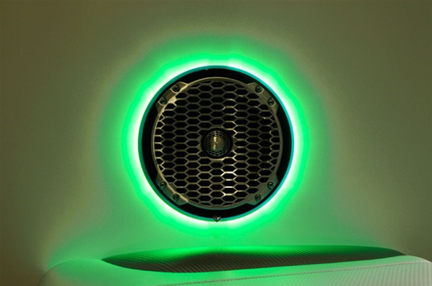 Rockford M282 LED Speaker Rings