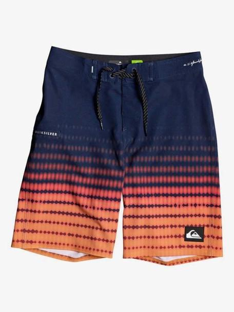 Quiksilver Highline Upsurge Boardshorts - Orange