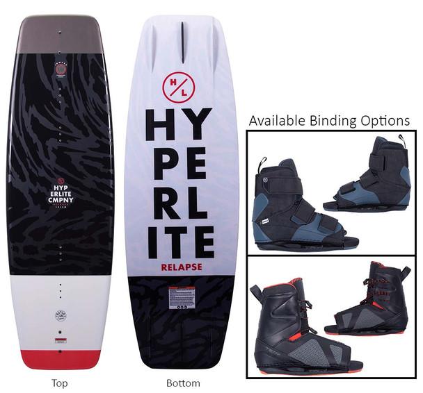 Hyperlite Relapse Wakeboard Package