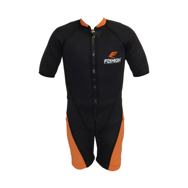 Barefoot International Iron Short Sleeve Wetsuit