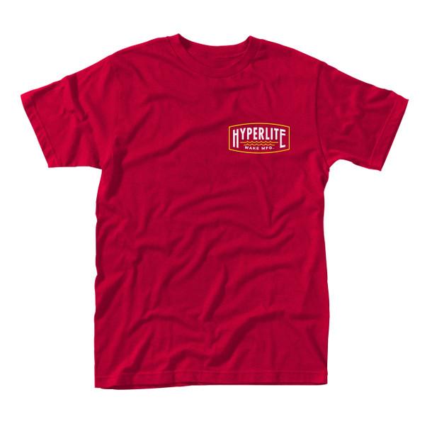 Hyperlite Resin T-Shirt (Red)