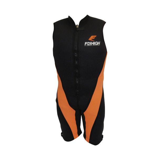 Barefoot International Iron Sleeveless Wetsuit
