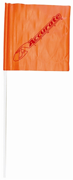 Accurate Skier Down Flag with Suction Cup