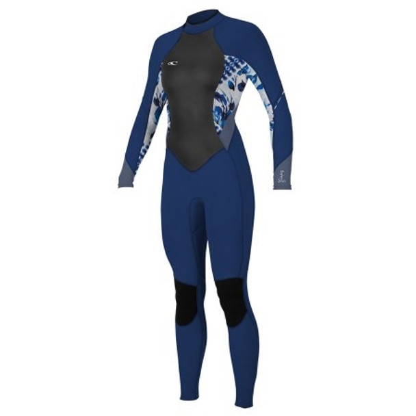 O'Neill Womens Bahia 3/2 Full Wetsuit 1