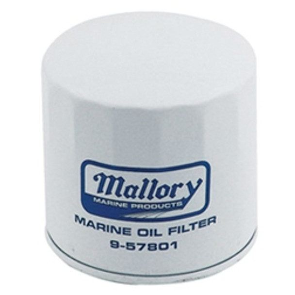 Mallory Oil Filter 9-57801