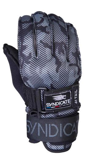 HO Sports 41 Tail Gloves Ski Wakeboard Wakesurf L