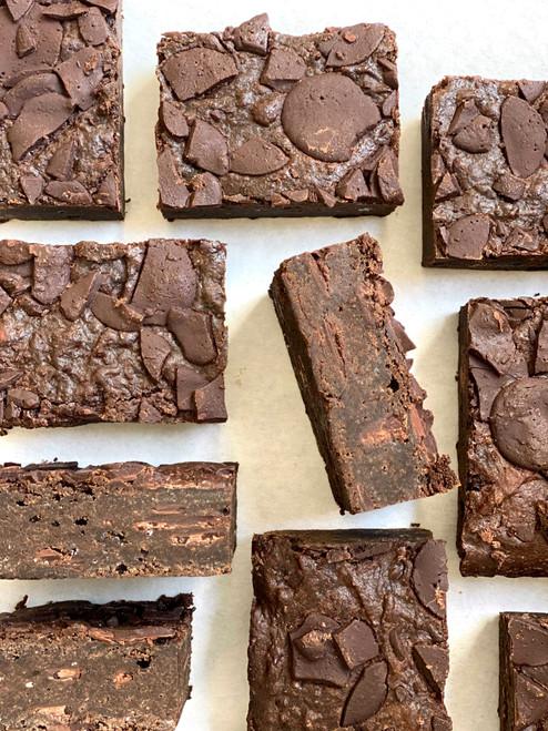 Gluten Free Double Chocolate Brownies