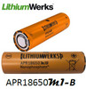 APR18650M1-B LithiumWerks Lithium Ion Cylindrical Cell