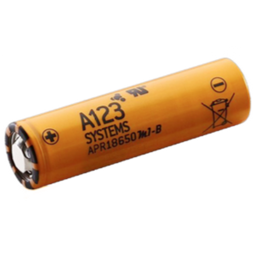 APR18650 Lithium Ion Cylindrical Cell - APR18650M1-B