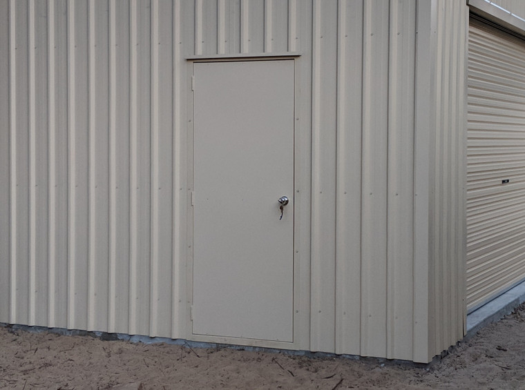 Pre-hung 2030mm H x 823mm  W PA Door with Frame