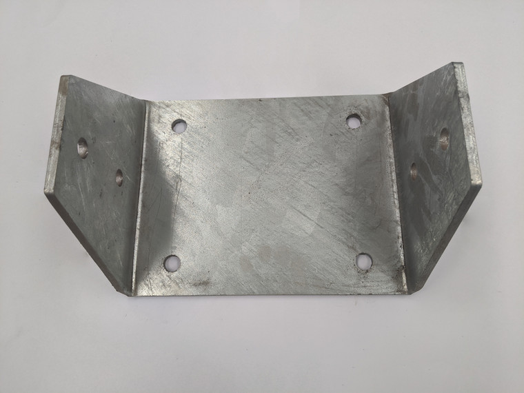 C250 Holding Down Bracket for Shed Columns/Purlins (5 BMT)