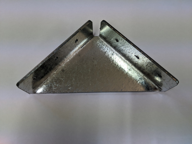General Purpose Corner Bracket 3mm (for sliding doors, no welding required)