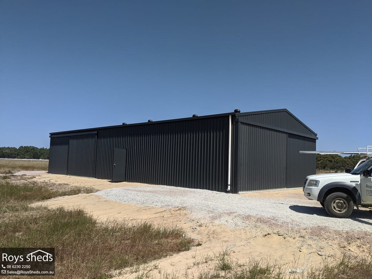 20m x 10m x 3.6m Workshop Shed North Dandalup