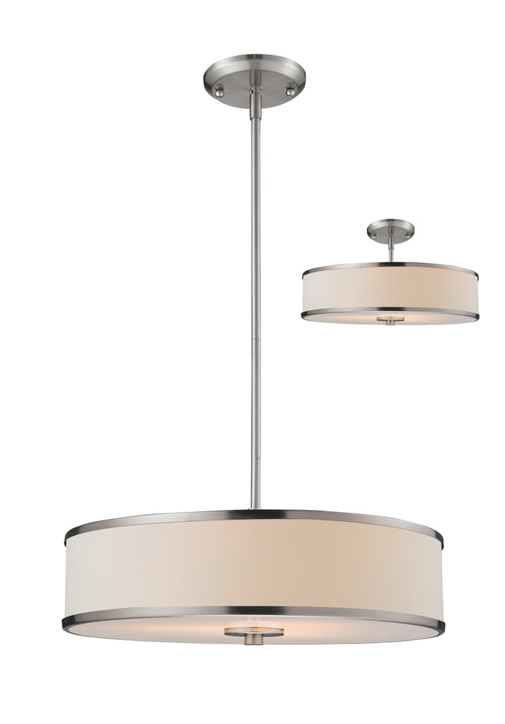 3 Light Convertible Pendant  183-20