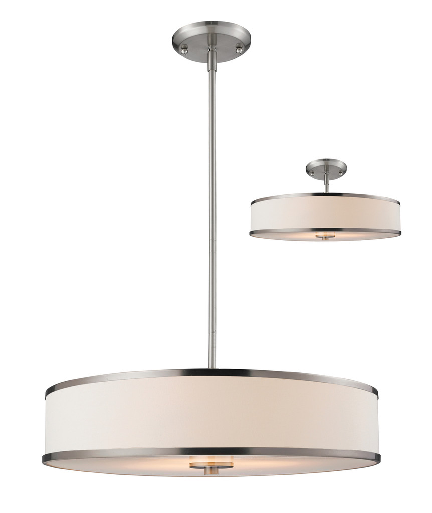 3 Light Convertible Pendant  183-24
