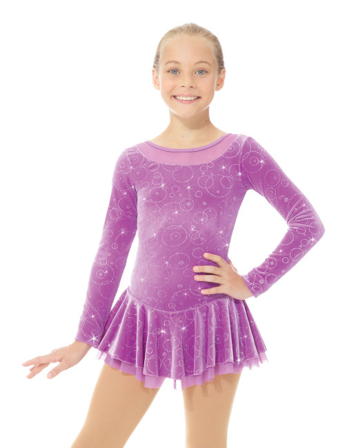 Mondor Skate Dress 2762 - Bubbles
