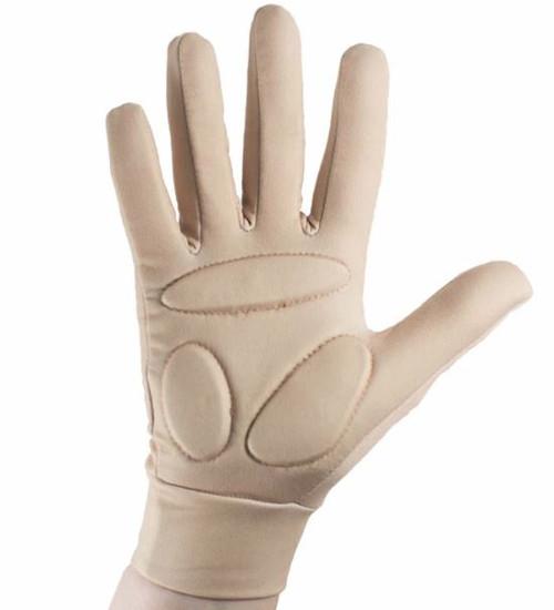Fleece Lined Padded Gloves