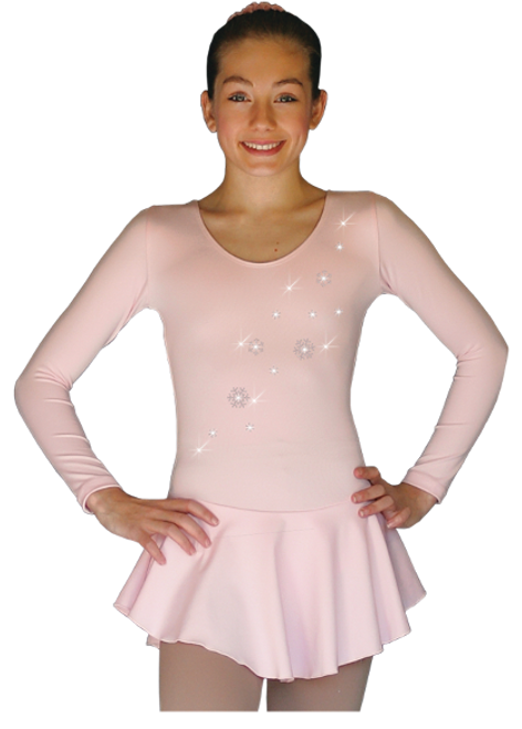 Chloe Noel Skating Dress DLP728