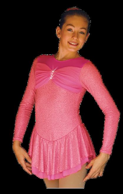 Chloe Noel Skating Dress DLS788