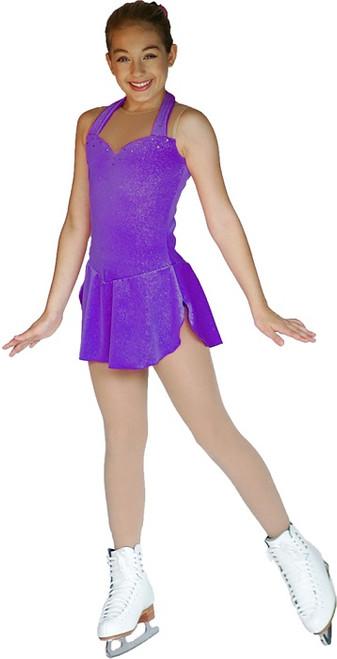 Chloe Noel Skating Dress CN-DSV56