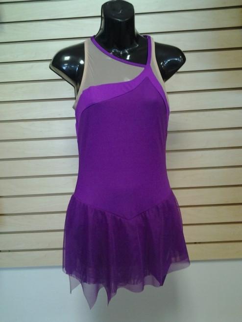 Del Arbour Skating Dress D110