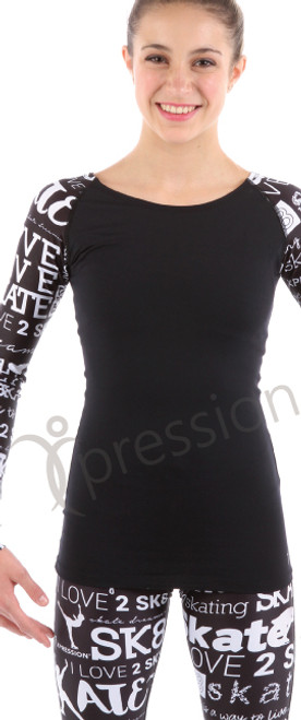 SK8 Shirt - Black