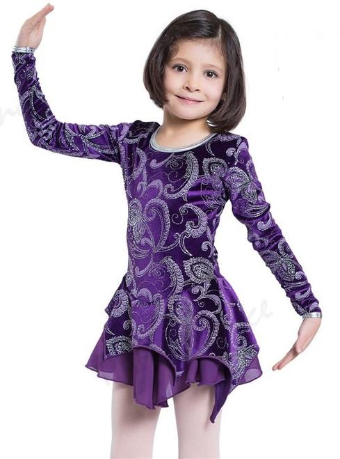 HappyDance Dress 3032 - Purple