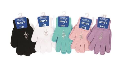 Rhinestone Gloves