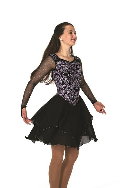 Formal Foxtrot Ice Dance Dress