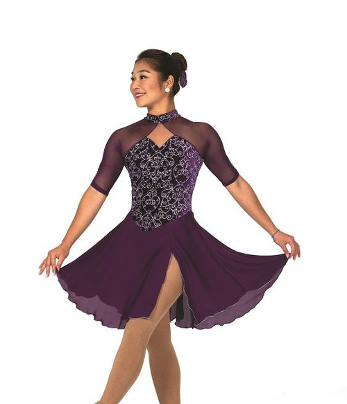 Viennese Ice Dance Dress