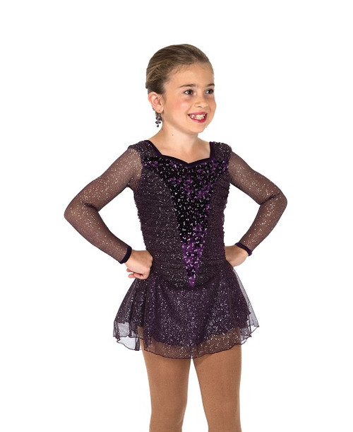 Jerry's 185 Night Violet Skating Dress