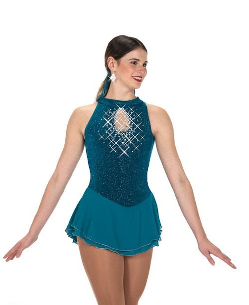 Sparkle & Splendor Skating Dress