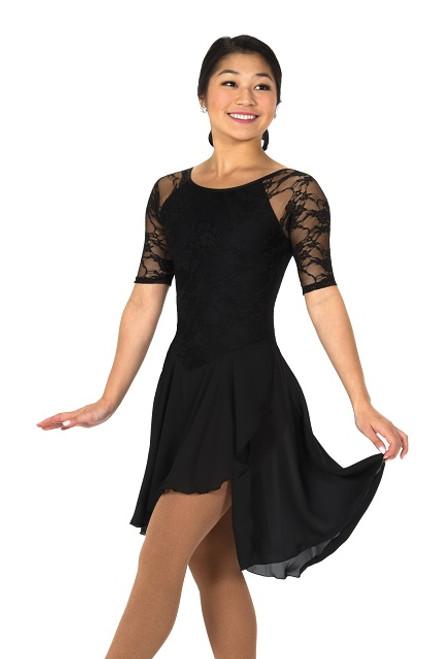 Jerry's 273 Classic Lace Dance Dress - Black