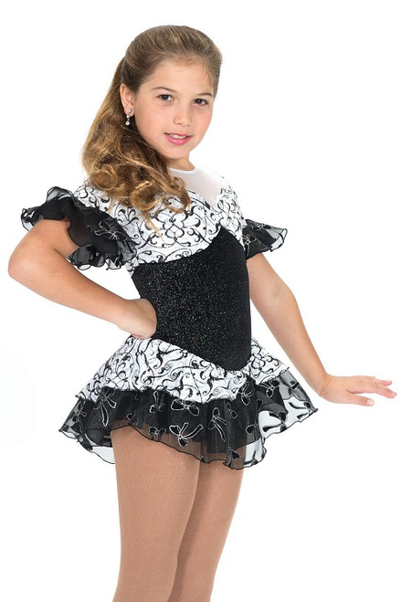 Black Swan Skating Dress