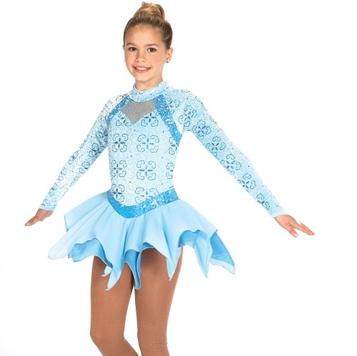 Arendelle Skating Dress