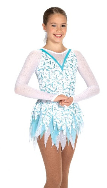 Jerry's Frozen Icicles Skating Dress